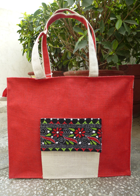 Jute Bag (Embroidery) - 5011645