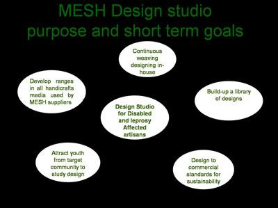 The Short Term Goals of MESH Design Studio