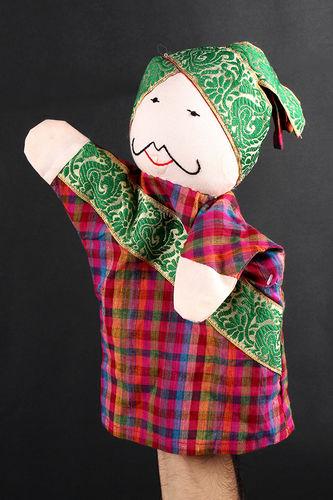 Maharaja puppet