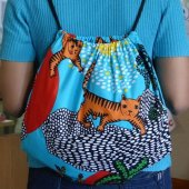 6911639-Organic Cotton Bag