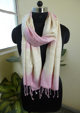 Silk tie and Dyed Scarves - 2822434