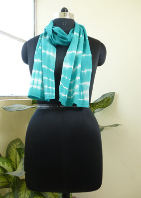 Cotton tie and Dyed Scarves  -  2822406