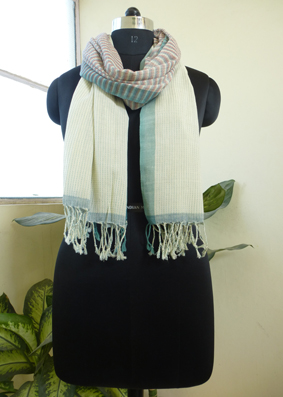 Organic cotton Scarves  - 7722443