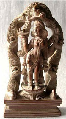 St0ne carving made by Tarak Nath Roy for MESH