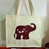 4811583-Printed Hand Bag