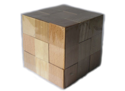 Wooden block game