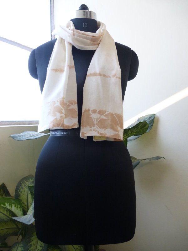 Cotton tie and Dyed Scarves - 2822405
