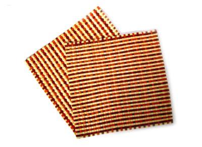 Palm leaf mats