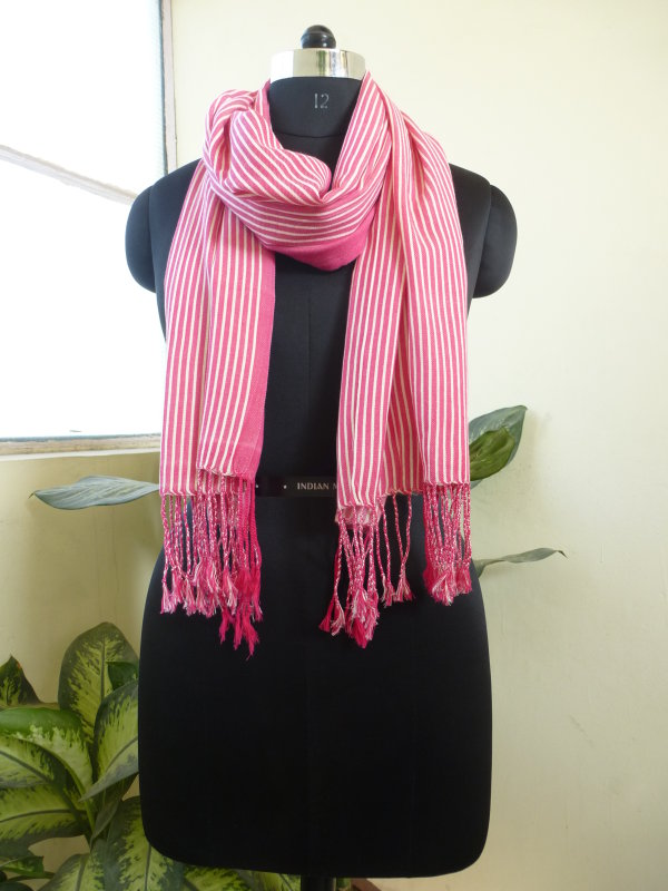 Cotton tie and Dyed Scarves - 7722438