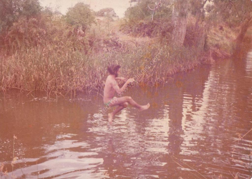 Rocky Creek (Crystal Brook) SA 1975
