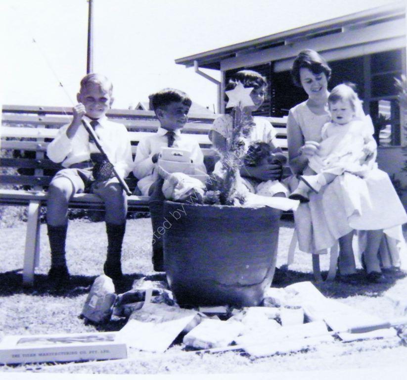 1960 xmas  Grange SA