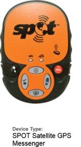 SPOT Satellite GPS Messanger