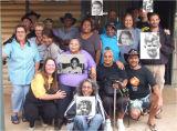 Reunion of Oodnadatta mission kids April 2007