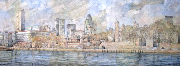 Ancient and Modern, by Alan Chown