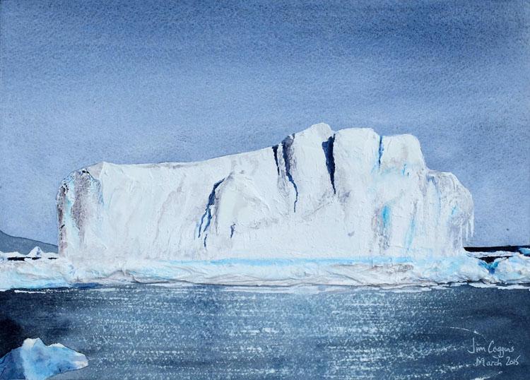 Big Berg, by Jim Coggins