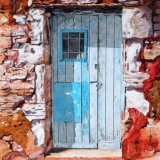 Blue Door, by Jim Coggins