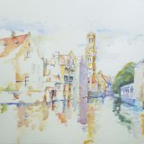 Bruges, by David Wells
