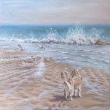Charmian Hayes, On The Beach