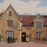 Stag Inn Mentmore, by Tim Lancaster