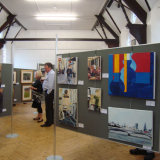 Exhibition at Stony Stratford July 2015