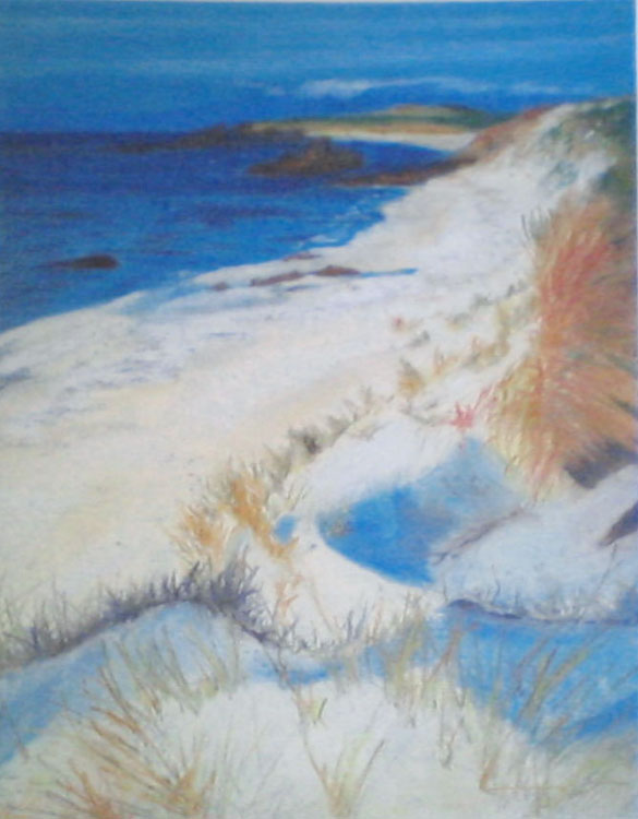 The Dunes, by Catherine Ratcliffe