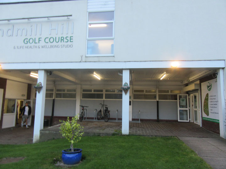 Windmill Hill Golf Centre