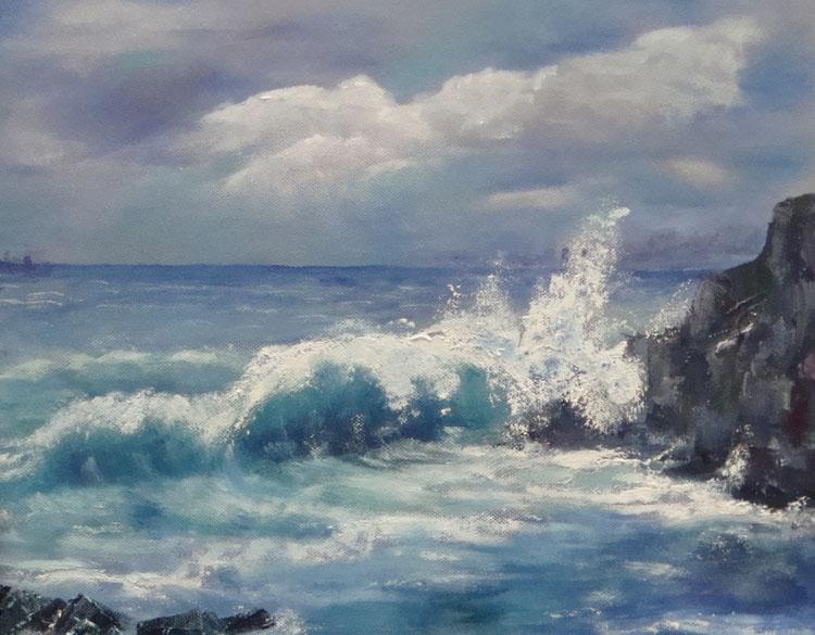 Storm Imminent, by J B Windon