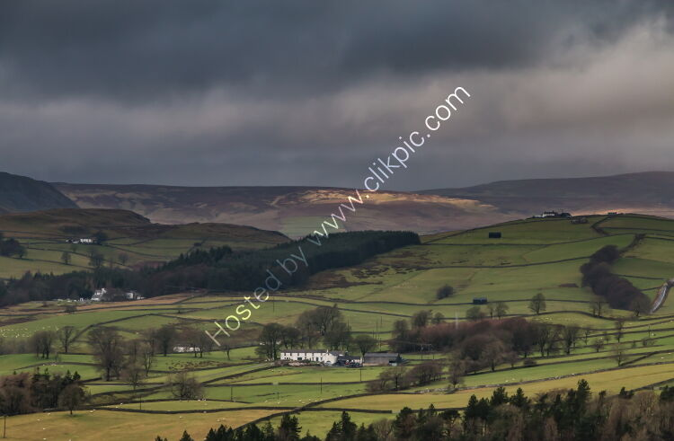 A Bright and Damp Day in Upper Teesdale