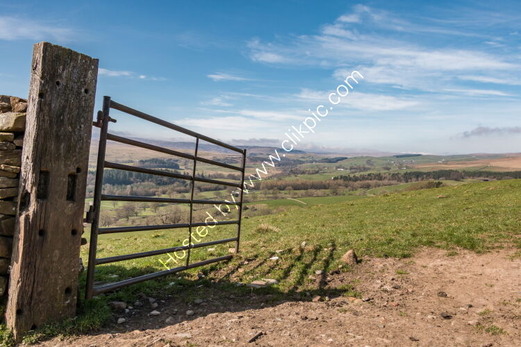 Gateway to Upper Teesdale