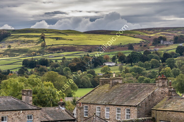 Grinton from Reeth