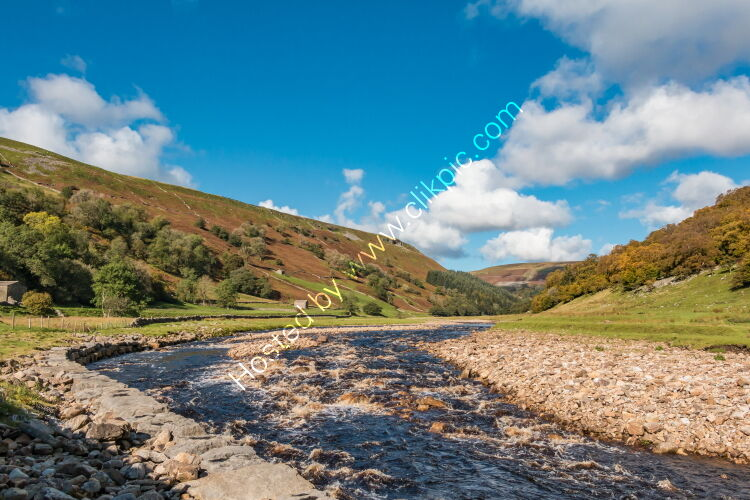 The River Swale at Muker