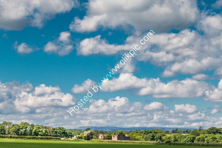 Huge Sky over Thorpe
