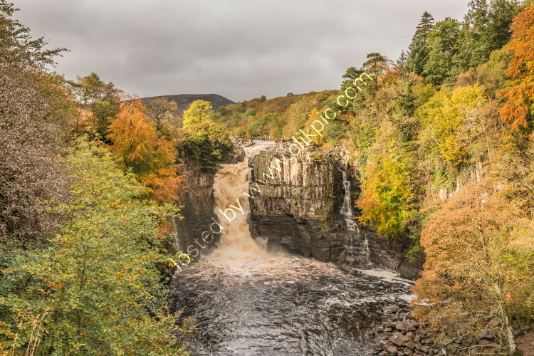 Autumn at High Force