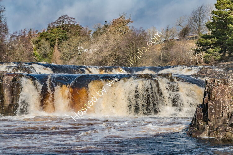 Low Force Waterfall March 2020