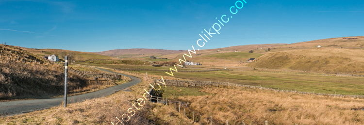 Harwood, Upper Teesdale, Panorama (1)