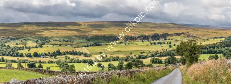 Down Miry Lane to Newbiggin and Holwick