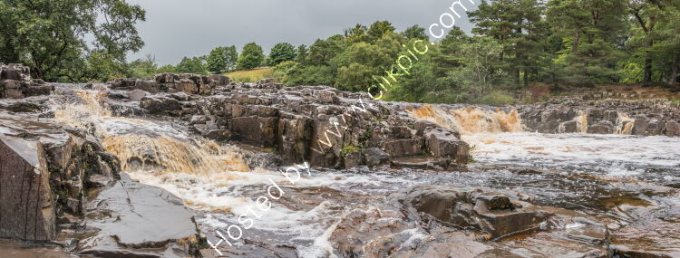 The River Tees at Low Force