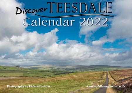 Teesdale 2022 Calendar