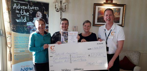 Eastbourne Club Fund Raising
