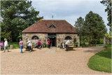 The Barn, where the cream teas were served