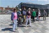 Arriving at Gloucester Quays