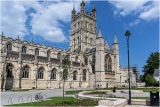 Gloucester Cathedral in all it's glory!