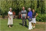 Pat Saxby, Keith Menzies, Sheila Woodhead & Doreen Kingaby.