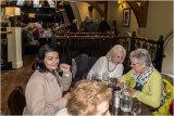 Viv Hill, Ann Aldridge with Joanne Hayward