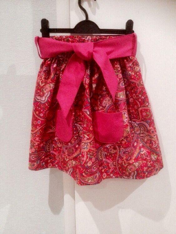 Little girl's skirt