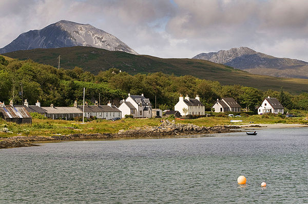 Craighouse & Paps of Jura