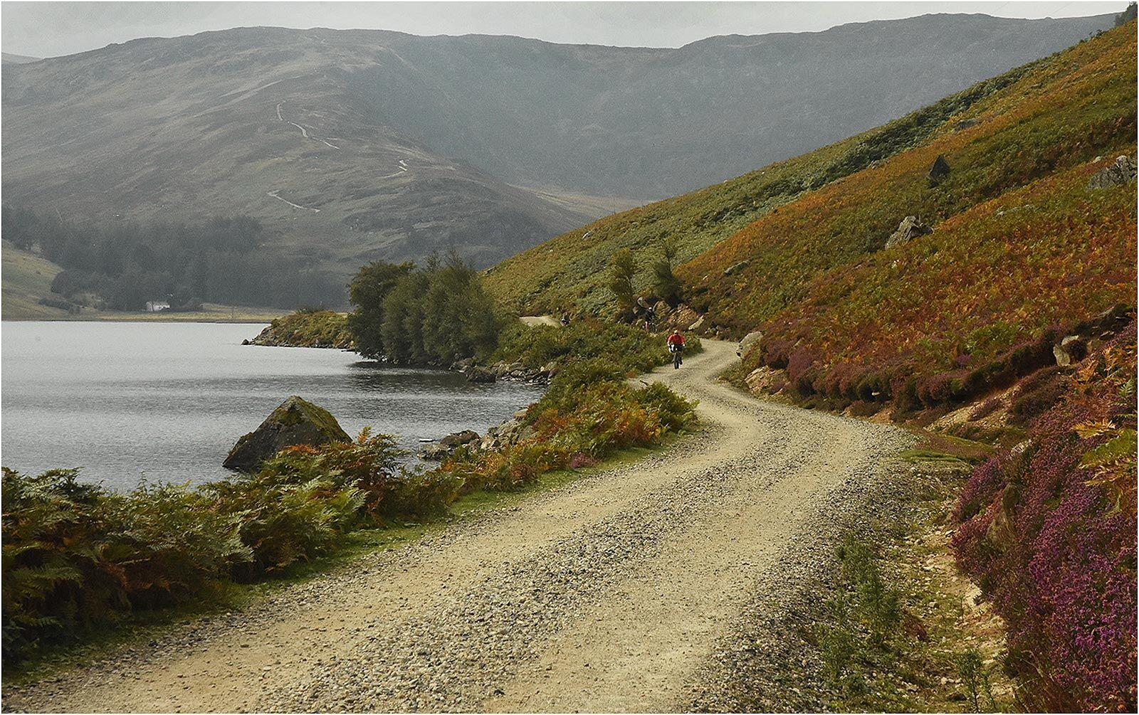 Loch Lee, Glenesk