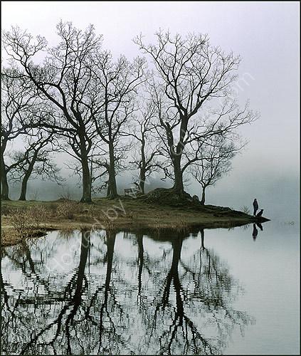 By Loch Achray