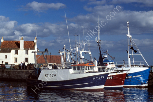 Fife Fishing Boats