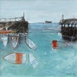 Harbour Mouth       Mixed Media       405mm x 405mm